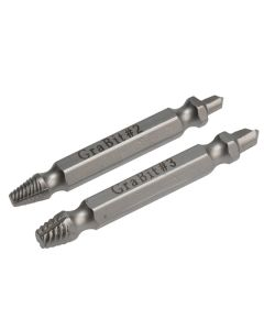 Boa Grabit Damaged Screw & Bolt Remover Set of 2