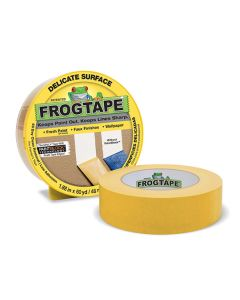 FROGTAPE Masking Tape - Low Tack Yellow 36mm x 41m