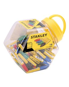 STANLEY Mini Permanent Marker Pen Various