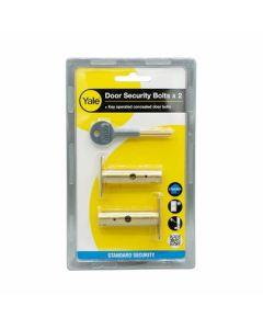 Yale Cylinder Euro Profile Lock Thumbturn Key 80mm