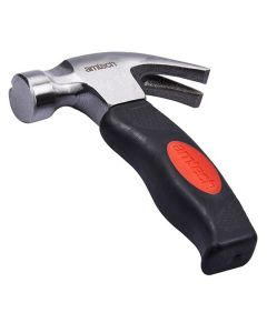 Amtech Stubby Claw Hammer With Magnetic Head 10oz