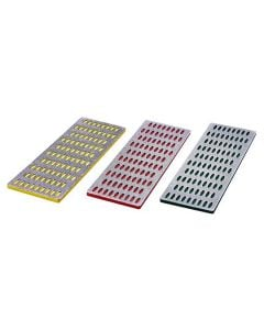 Amtech Diamond Stone Sharpening Set 3 Pieces