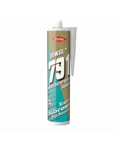 DOWSIL 791 Weatherseal 310ml Grey