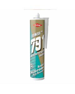 DOWSIL 791 Weatherseal 310ml White