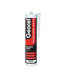 PAINTERS MATE Flexible Decorators Caulk 310ml White