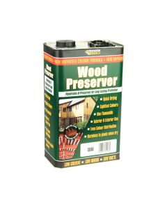 Wood Preserver - All Purpose Clear 1L