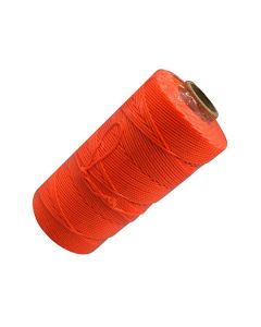 Builders Line/Bricklayers Cord HI-VIS Neon 160m Orange