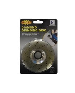 Diamond Grinding Discs - Fine 41/2in
