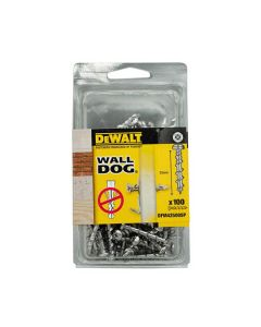 DeWalt Wall Dog Self Tapping Screw Pan CP 8x32mm Box of 100
