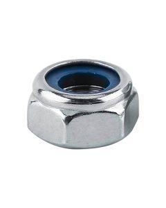 Hex Nuts - Nylon Locking M6