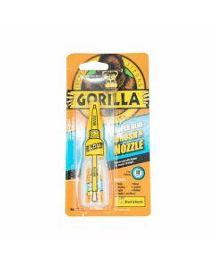 Gorilla Super Glue Brush & Nozzle 12g