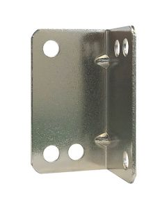 Cabinet Mounting Plate Pk2 Nickel