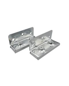 Connector Bracket 85x38x1.2mm Pack of 2