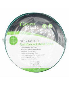 GREEN BLADE Hose Pipe 1/2inx30m Green