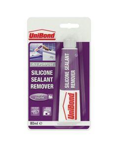 UNIBOND Silicone & Sealant Remover Gel 80ml