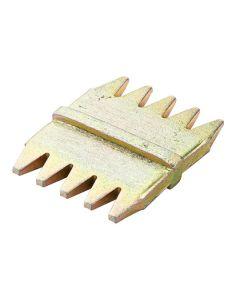 Ox Pro Scutch Comb 25mm Pack of 4