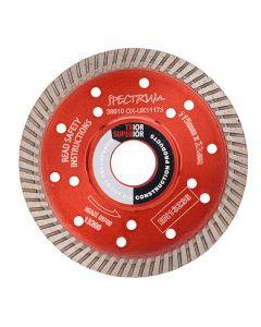 SPECTRUM DIAMOND Disc Blade Superfast Multi Steel Cuts All 115x22mm