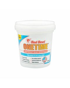 RED DEVIL ONETIME Light Weight Filler 500ml
