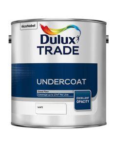 DULUX Trade Undercoat 2.5L White