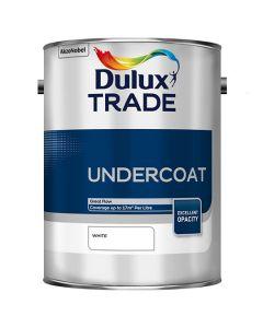 DULUX Trade Undercoat 5L White