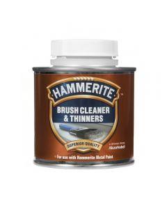Hammerite Brush Cleaner & Thinners 250ml