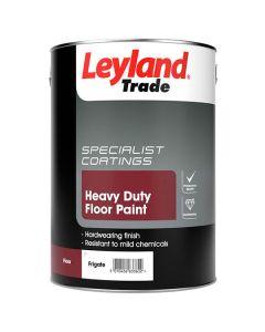 Leyland Trade Heavy Duty Floor Paint Frigate 5L