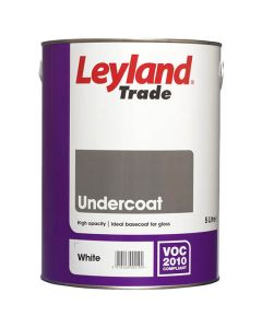 LEYLAND Oil Undercoat 5L White