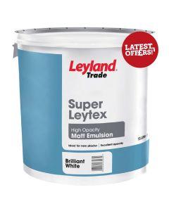 LEYLAND Super Leytex 15L B/White