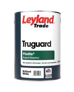 LEYLAND Truguard Masonry Pliolite 5L B/White