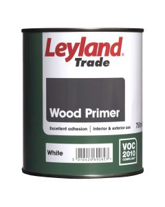 Leyland Trade Wood Primer 2.5L White