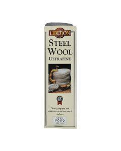 LIBERON Steel Wool Grade 0000 Ultrafine 100g