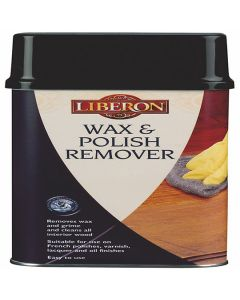 Liberon Wax & Polish Remover 250ml