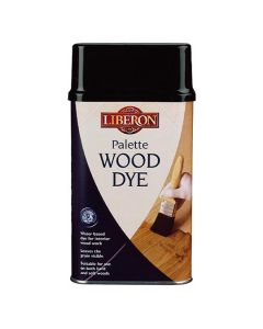 Liberon Palette Wood Dye Medium Oak 250ml