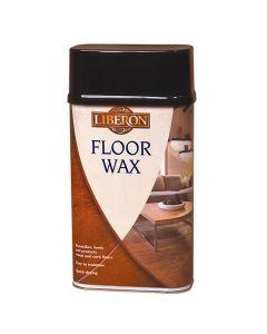Liberon Wooden Floor Wax Clear 1L