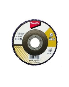 Makita Strip Disc for Removing Paint & Rust 115mm
