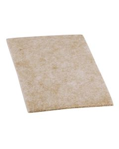 SELECT H/D Felt Pads (110mmx150mm) Pk2