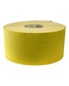 MIRKA Hiomant Sanding Roll 50m 115mm Yellow