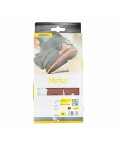 Mirka Mouse Sanding Sheets Assorted Pack of 5