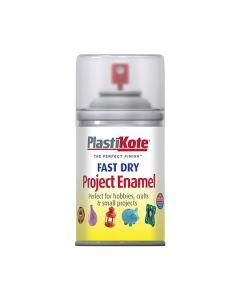 PlastiKote Project Enamel Paint Spray Clear 100ml