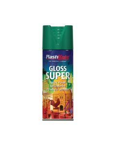 PLASTI-KOTE Spray - SUPER Gloss 400ml Green