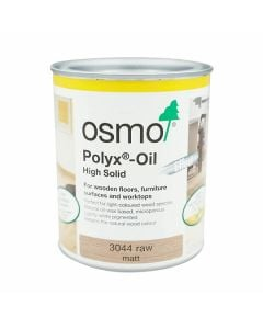 OSMO Polyx Hardwax Oil 750ml Raw-Nat