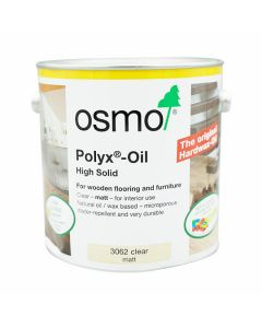 Osmo Polyx Oil Matt Clear 2.5L