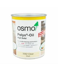 Osmo Polyx Oil Matt Clear 750ml