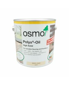 OSMO Polyx Hardwax Oil - Original 2.5L ClearSatin