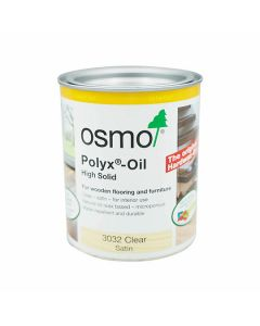 OSMO Polyx Hardwax Oil - Original 750ml ClearSatin