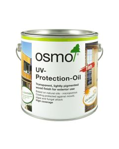 OSMO Top Oil - For Wooden Kitchen Worktops 500ml Clear Matt