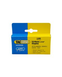 Tacwise Staples 140 Type 8mm Pack of 2000