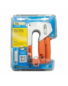 Tacwise Staple Gun Metal Light Duty 53 Type 6-8mm