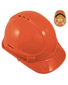 Hard Hat Safety Helmet Orange
