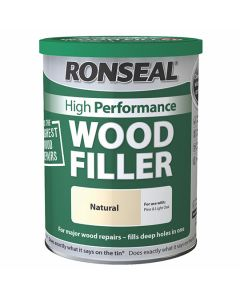 RONSEAL Filler - 2 Part Epoxy Wood High Performance 1kg Natural